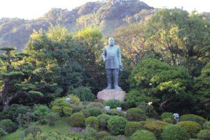 西郷隆盛の銅像