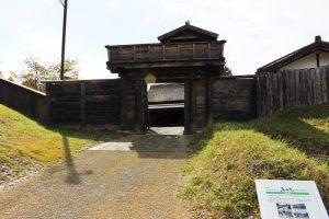 真田丸の新府城