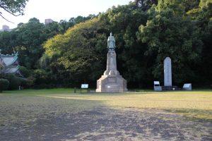 島津斉彬の銅像